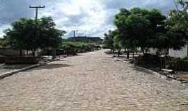 Cajazeiras do Piauí - Cajazeiras do Piaui-PI-Avenida Principal-Foto:Júnior Santos