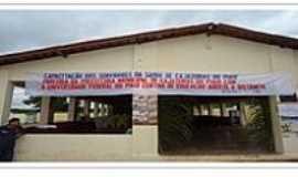 Cajazeiras do Piauí - Cajazeiras do Piaui-PI-Secretaria de Saúde-Foto:radardobrasil.com