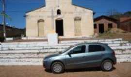 Cajazeiras do Piauí - Igreja Católica de Cajazeiras Piauí, Por Manoel Bezerra