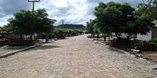 Cajazeiras do Piaui-PI-Avenida Principal-Foto:Júnior Santos