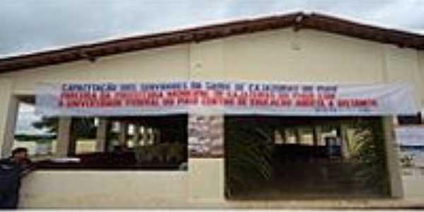 Cajazeiras do Piaui-PI-Secretaria de Saúde-Foto:radardobrasil.com