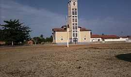 Cajueiro da Praia - Cajueiro da Praia-PI-Matriz do Sagrado Coração de Jesus-Foto:João Ananias