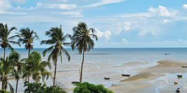 Cajueiro da Praia-PI-Vista da praia-Foto:Ana Christ