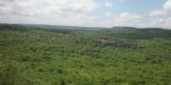 Caldeirão Grande do Piauí - PI - Serra dos Cocos, Por F.Deus