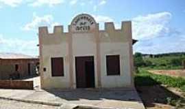 Campo Alegre do Fidalgo - Igreja Assembléia de Deus-Foto:tico.mix