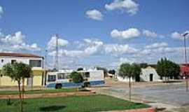 Campo Alegre do Fidalgo - Praça-Foto:tico.mix