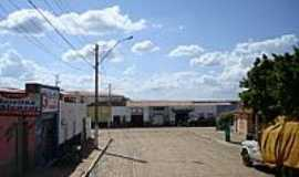 Campo Alegre do Fidalgo - Rua da cidade-Foto:ico.mix