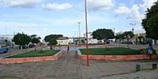 Praça-Foto:tico.mix