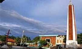 Campo Maior - Campo Maior-PI-Igreja de N.Sra.de Fátima-Foto:walterfmota