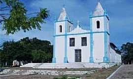 Campo Maior - Campo Maior-PI-Igreja do Rosário-Foto:walterfmota