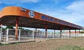 Campo Maior - Campo Maior-PI-Mercado do Produtor Rural-Foto:walterfmota