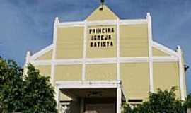 Campo Maior - Campo Maior-PI-Primeira Igreja Batista-Foto:walterfmota