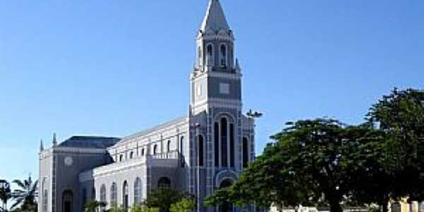 Campo Maior-PI-Catedral de Santo Antônio de Pádua-Foto:Vicente A. Queiroz
