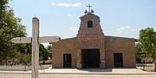 Igreja de São Raimundo Nonato-Foto:vanilsonmedeiros
