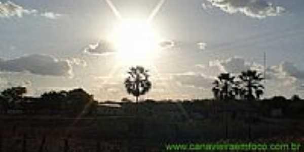 Pôr do Sol em Canavieira