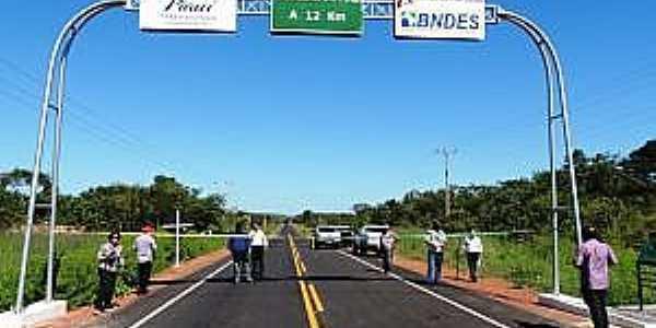 Caraúbas do Piauí - PI