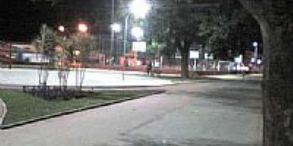 Praça em Cruz das Almas por Tico2008