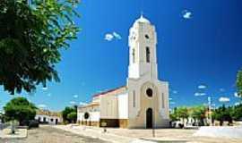 Castelo do Piau� - Igreja Matriz de Castelo do piau�-Foto:Juscelreis