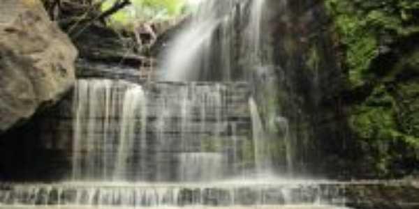 Cachoeira do Covão, Por Juscelino Reis