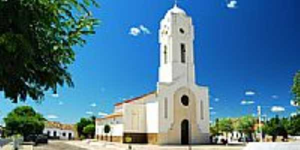 Igreja Matriz de Castelo do piauí-Foto:Juscelreis