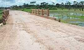 Caxingó - Ponte em Caxingó-Foto:Blog do Gil