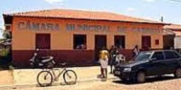Câmara dos Vereadores de Caxingó-Foto:acessepiaui.