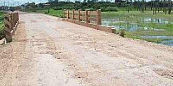 Ponte em Caxingó-Foto:Blog do Gil