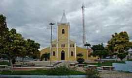 Cocal - Praça e Igreja em Cocal-Foto:Edilson Morais Brito…