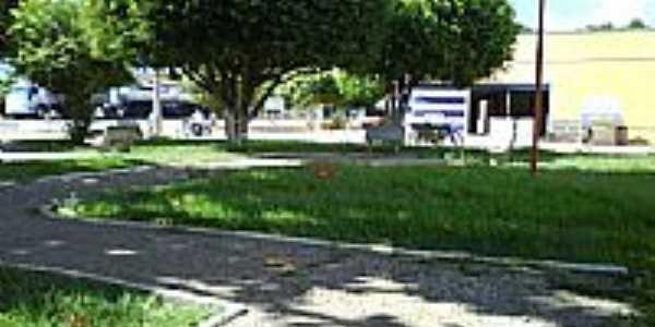 Praça-Foto:Evaldo Crane