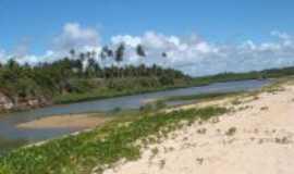 Cumuruxatiba - Barra do Cahy, Por Aline Reis