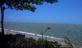 Cumuruxatiba - Mar de Cumuruxatiba-BA-Foto:Gui Torres