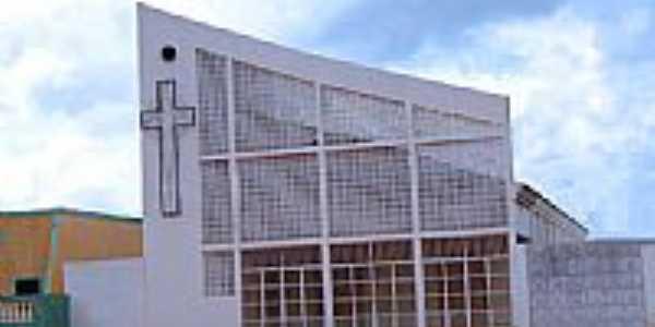 Matriz de São Pedro Apóstolo-Foto:Vicente A. Queiroz