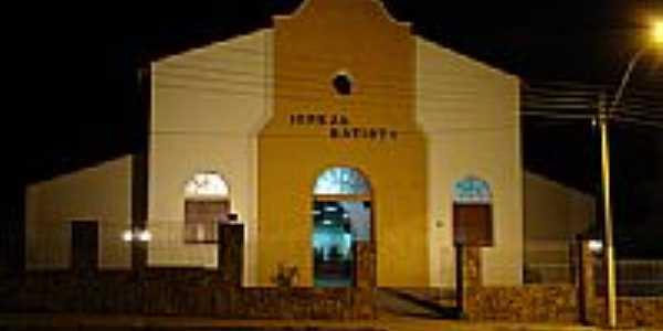Igreja Batista foto por Rogério Lustosa