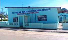 Cristalândia do Piauí - Prefeitura Municipal-Foto:Machado, Alan