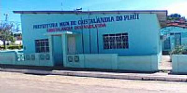 Prefeitura Municipal-Foto:Machado, Alan