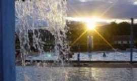 Cristino Castro - pôr do sol em Cristino Castro, Por Marcela Mota