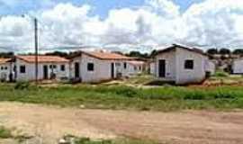Curralinhos - Conjunto habitacional em Curralinhos-Foto:adh.pi.