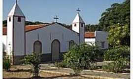 Curralinhos - Igreja de Curralinhos-Foto:curralinhosnews.