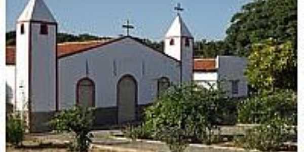 Igreja de Curralinhos-Foto:curralinhosnews.