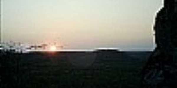 Pôr do Sol em Curralinhos-Foto:turismopelobrasil.