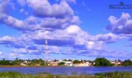 Dirceu Arcoverde - Vista panorâmica do plano sul da cidade de Dirceu Arcoverde, Por Esrom  Mota