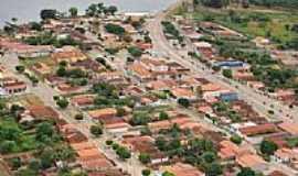 Dirceu Arcoverde - Vista aérea da cidade, por marialuciaalmeida.