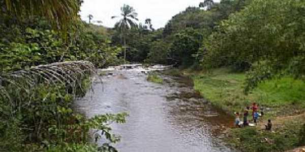 Cunhangi-BA-Cachoeira Rio da Dona-Foto:magnoneiva