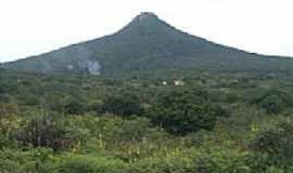 Dom Inocêncio - Morro dos Oitis,ponto mais alto de Dom Inocêncio-Foto:raimundo campos