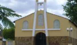 Domingos Mourão - igreja antes dareforma, Por Evando Brito