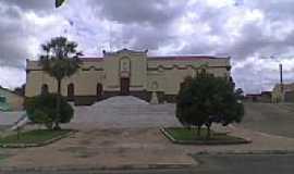 Elesbão Veloso - Igreja Matriz de Elesbão Veloso-Foto:João Ananias