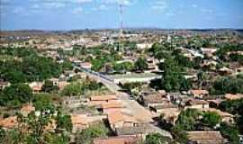 Elesbão Veloso - Vista da cidade de Elesbão Veloso-Foto:josanilton