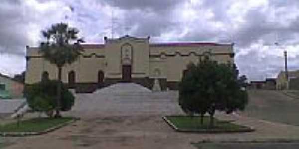 Igreja Matriz de Elesbão Veloso-Foto:João Ananias