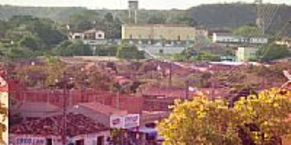 Vista da cidade-Foto:Eliel Damasceno