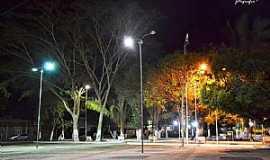 Esperantina - Praça Leônidas Melo - Foto Portal Rio Longá